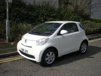 2010 TOYOTA IQ 1.0 VVT-I IQ 3d 68 BHP £3995.00