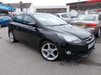 2012 FORD FOCUS 1.6 TITANIUM 5d 148 BHP £8295.00