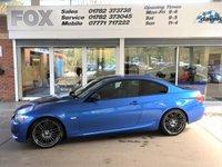 2013 BMW 3 SERIES 2.0 320D M SPORT 2d 181 BHP £13795.00