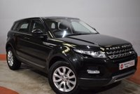 2015 LAND ROVER RANGE ROVER EVOQUE 2.2 ED4 PURE TECH Leather Nav 5 Door £20945.00