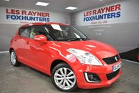 USED 2015 64 SUZUKI SWIFT 1.2 SZ4 5d 94 BHP 1 Owner, Sat Nav, Climate control, Privacy glass, Full History