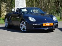USED 2005 05 PORSCHE BOXSTER 3.2 S Tiptronic S 2dr FSH LOW MILES 2 OWNERS VGC