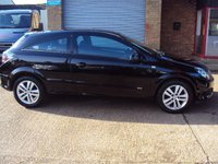 USED 2007 57 VAUXHALL ASTRA 1.6 SXI 3d 115 BHP