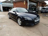 2007 AUDI TT 2.0 TFSI 3d 200 BHP £6990.00