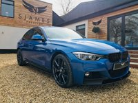 2016 BMW 3 SERIES 3.0 335D XDRIVE M SPORT 4d AUTO 308 BHP £21490.00