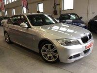 2011 BMW 3 SERIES 2.0 320D M SPORT 4d 181 BHP £10995.00