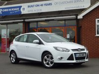 USED 2011 11 FORD FOCUS 2.0 ZETEC TDCI 5dr ** Previously sold by us **