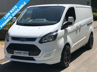USED 2014 14 FORD TRANSIT CUSTOM L2H1 290 LWB LOW ROOF 2.2 125BHP 6 SPEED 1 Owner, Full Service History