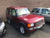 2001 LAND ROVER DISCOVERY 2.5 TD5 ES 5d 136 BHP £2995.00