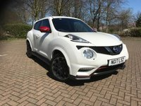 USED 2017 17 NISSAN JUKE 1.6 NISMO RS DIG-T 5d 215 BHP