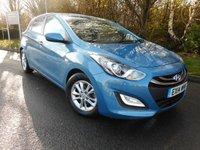 2014 HYUNDAI I30 1.6 ACTIVE BLUE DRIVE CRDI 5d 109 BHP £7750.00