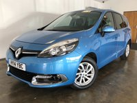 2014 RENAULT GRAND SCENIC 1.5 DYNAMIQUE TOMTOM ENERGY DCI S/S 5d 110 BHP £7699.00
