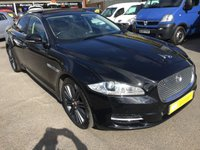 USED 2011 11 JAGUAR XJ 3.0 D V6 LUXURY SWB 4 DOOR AUTOMATIC 275 BHP IN BLACK WITH BLACK WHEELS APPROVED CARS ARE PLEASED TO OFFER THIS JAGUAR XJ 3.0 D V6 LUXURY SWB 4 DOOR AUTOMATIC 275 BHP IN BLACK WITH BLACK ALLOYS AND BLACK PRIVACY GLASS IN IMMACULATE CONDITION IN JAGUAR XJ 3.0 D V6 LUXURY SWB 4 DOOR AUTOMATIC 275 BHP IN BLACK WITH BLASIDE AND OUT WITH A GREAT SPEC INCLUDING 20 INCH ALLOYS,FULL BLACK LEATHER,AIR COM,CD,SAT NAV,BLUETOOTH,E,SEATS,FRONT AND REAR PARKING SENSORS AND DOUBLE PANORAMIC ELECTRIC ROOF AND REAL STUNNING LOOKING AND DRIVING CAR WITH A FULL SERVICE HISTORY SERVICE