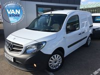 2014 MERCEDES-BENZ CITAN 1.5 109 CDI 1d 90 BHP SOLD