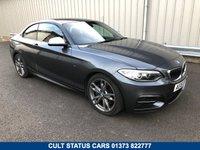 2016 BMW 2 SERIES 3.0 M235I 322 BHP MANUAL £22995.00