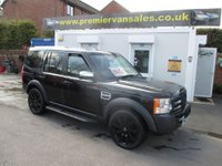 USED 2007 57 LAND ROVER DISCOVERY DISCOVERY V6 DIESEL    7 SEATS  22in BLACK ALLOY WHEELS SIDE STEPS  TOW PACK METALLIC BLACK   !!! NO VAT !!!! LAND ROVER DISCOVERY V6 DIESEL METALLIC BLACK 22in ALLOYS  7 SEATS MANUAL GEARBOX