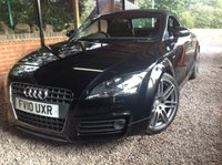 2010 AUDI TT 2.0 TD S Line Special Edition Roadster 2dr Diesel Manual (144 g/km, 168 bhp) £10995.00