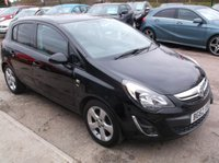USED 2012 62 VAUXHALL CORSA 1.2 SXI AC 5d 83 BHP ****Great Value economical reliable family car with  service history, drives superbly****