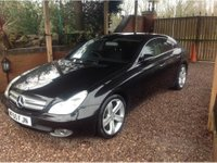 2010 MERCEDES-BENZ CLS CLASS 3.0 CLS350 CDI Coupe 4dr Diesel 7G-Tronic (200 g/km, 221 bhp) £SOLD