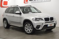 USED 2011 61 BMW X5 3.0 XDRIVE30D SE 5d AUTO 241 BHP 1 OWNER + FULL BMW HISTORY + NAV + LEATHER