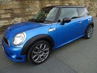 2007 MINI HATCH COOPER 1.6 COOPER S 3d 172 BHP £6850.00