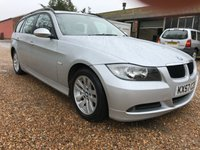 2007 BMW 3 SERIES 2.0 318I SE TOURING 5d 128 BHP £2890.00