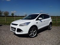 2015 FORD KUGA 2.0 TITANIUM TDCI 5d 148 BHP £SOLD
