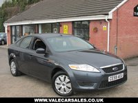 2009 FORD MONDEO 2.0 TDCI EDGE 5dr £3990.00