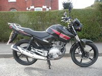 USED 2014 14 YAMAHA YBR  125  2 Owners, Full Service History, 12 Month MOT