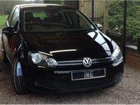 2011 VOLKSWAGEN GOLF 1.6 TDI Match Hatchback 3dr Diesel Manual (119 g/km, 103 bhp) £SOLD
