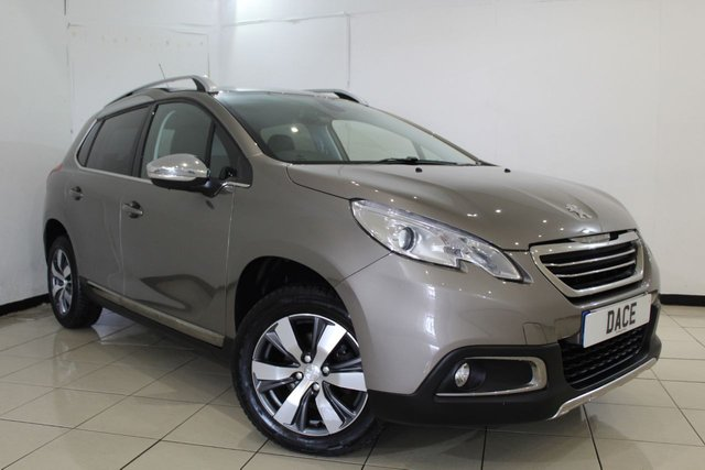 View our 2014 14 PEUGEOT 2008 1.6 E-HDI ALLURE 5DR 92 BHP