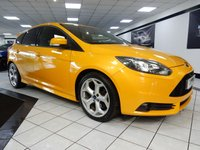 2013 FORD FOCUS 2.0 ST-2 250 BHP £13475.00