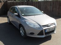 USED 2011 61 FORD FOCUS 1.6 EDGE 5d  LOW MILEAGE EXAMPLE WITH HISTORY NO DEPOSIT  FINANCE ARRANGED, APPLY HERE NOW