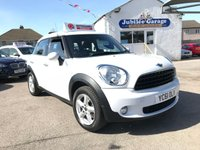 2011 MINI COUNTRYMAN 1.6 ONE D 5d 90 BHP £7495.00
