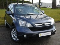 USED 2008 08 HONDA CR-V 2.0 I-VTEC EX 5d 148 BHP ***MASSIVE SPEC*** £0 DEPOSIT FINANCE