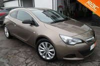USED 2013 63 VAUXHALL ASTRA 1.4 GTC SRI S/S 3d 138 BHP VIEW AND RESERVE ONLINE OR CALL 01527-853940 FOR MORE INFO.