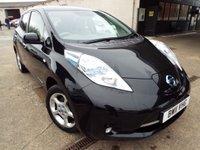 2011 NISSAN LEAF 0.0 EV AUTO 5d AUTO 107 BHP £6500.00