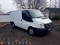 2013 FORD TRANSIT 280 2.2 125 BHP LR **70 VANS IN STOCK ** £6550.00