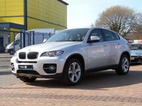 2011 BMW X6 3.0 XDRIVE30D 4d AUTO  £SOLD