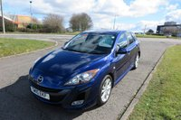 2010 MAZDA 3 2.2 D SPORT Alloys,Air Con,Cruise Control £4650.00