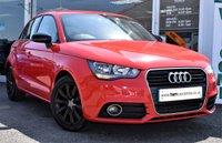 2012 AUDI A1 1.6 SPORTBACK TDI SPORT 5d 103 BHP £9490.00