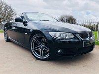 2012 BMW 3 SERIES 3.0 335I M SPORT 2d AUTO 302 BHP £17500.00