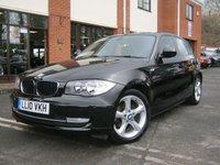 USED 2010 10 BMW 1 SERIES 2.0 116I SPORT 5d 121 BHP