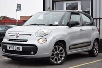 USED 2013 13 FIAT 500L 1.6 MULTIJET LOUNGE 5d 105 BHP FANTASTIC CONDITION WITH FULL FIAT SERVICE HISTORY. NICE SPEC .