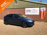 2008 FORD FOCUS 1.6 STYLE 5d 100 BHP £3275.00