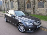 USED 2009 09 MERCEDES-BENZ C CLASS 2.1 C220 CDI SPORT 4d AUTO 168 BHP ++ OUTSTANDING VALUE ++