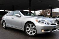 2011 LEXUS LS 5.0 600H L RSR 4d AUTO 445 BHP £16990.00