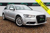 USED 2014 64 AUDI A6 2.0 AVANT TDI ULTRA SE 5d 188 BHP **COMING SOON!**CALL TO RESERVE**SECURE WITH A £99 FULLY REFUNDABLE DEPOSIT**£0 DEPOSIT FINANCE AVAILABLE**