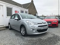 USED 2014 64 CITROEN C3 VTR + 1.2 VTi 5dr ( 82 bhp ) One Previous Owner with Very Low Mileage and a Full Service History