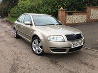 2004 SKODA SUPERB 2.4 ELEGANCE V6 TDI 4d AUTO 161 BHP PLEASE CALL TO VIEW £SOLD